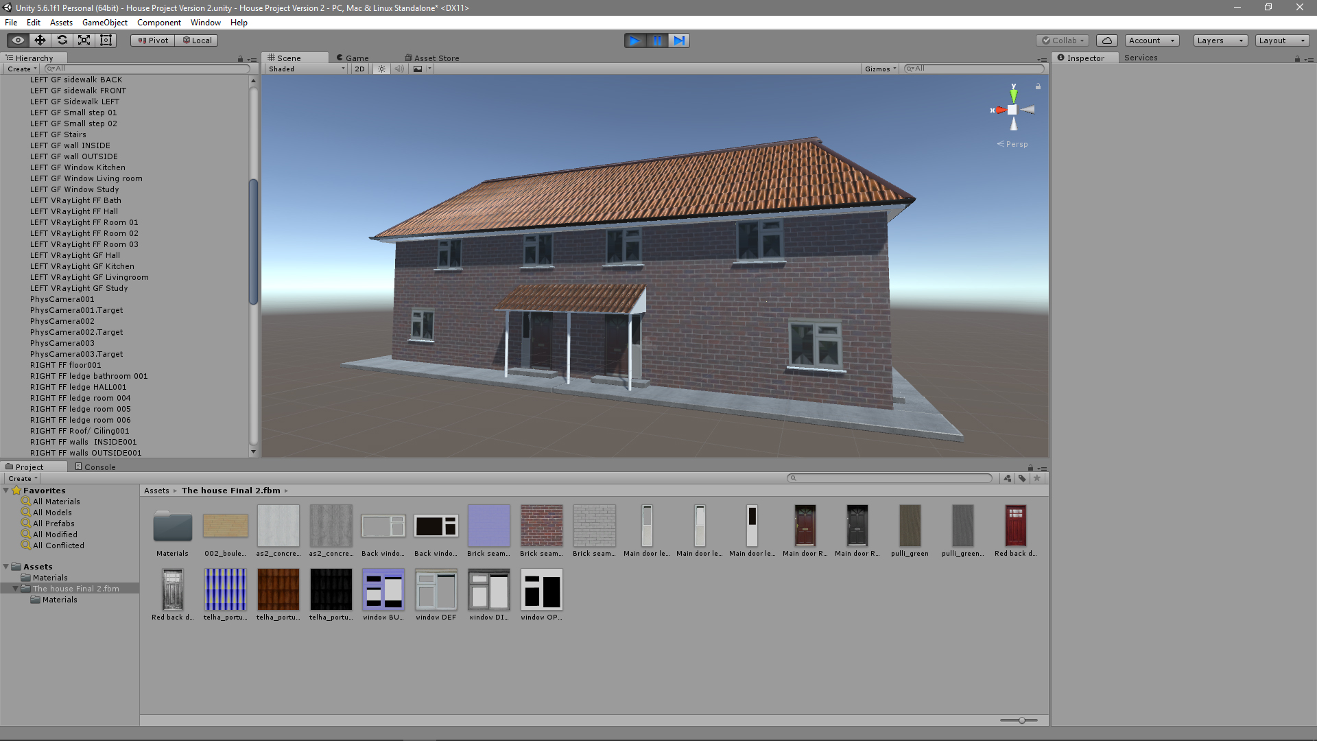 House in Unity