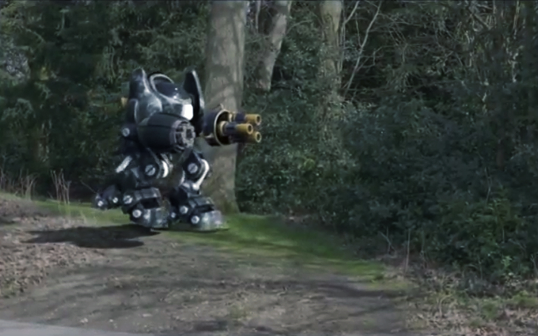 robot comp