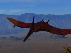 Pteranodon composition 02