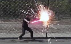 Saber and spark