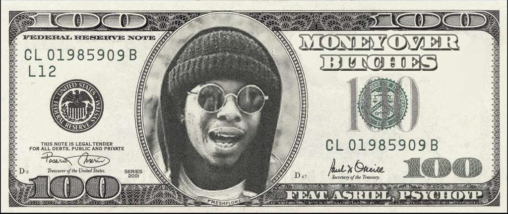 MOB dollar bill
