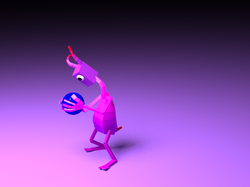 Rig animation