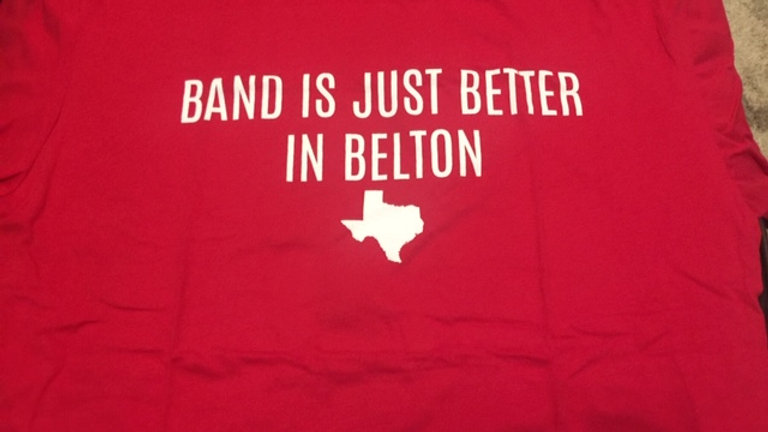 Band is Just Better in Belton