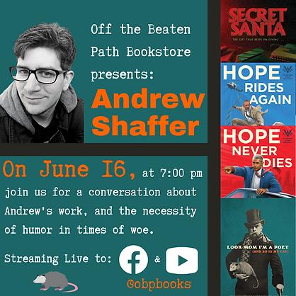 Virtual Author Event Andrew Shaffer (1).