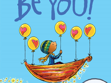 Be You by Peter H. Reynolds