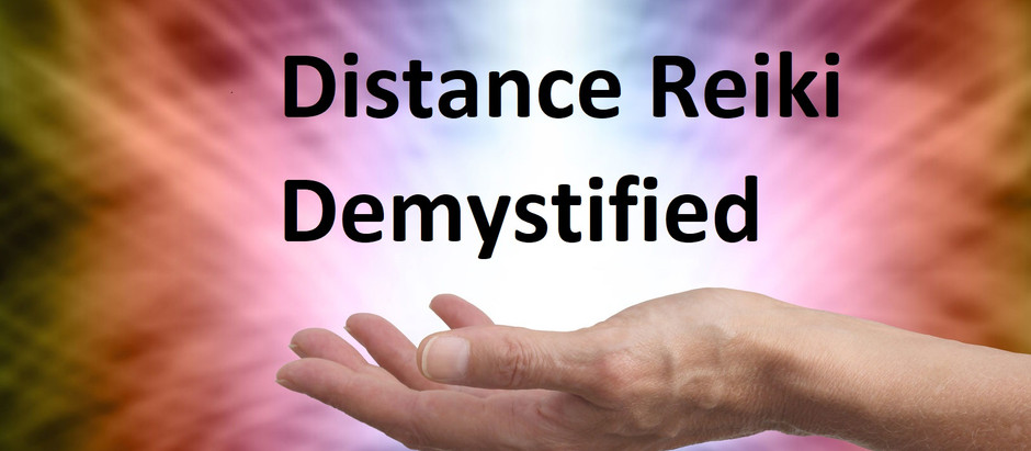 How Distance Healing Works