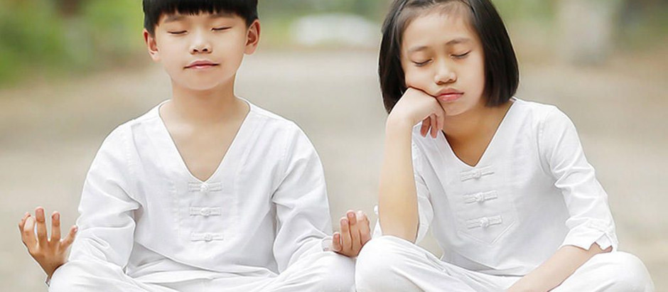 Kids and Meditation: The 3 Easiest Mediations for Your Child