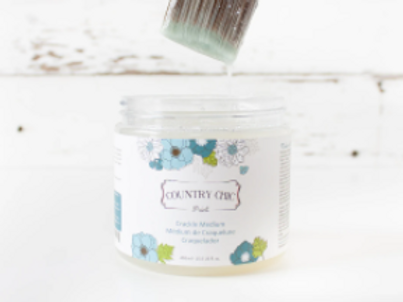 Country Chic Paint Crackle Medium