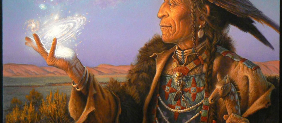 Energy Medicine and Native American Healing Traditions.