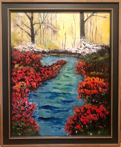 The Azalea Pond
