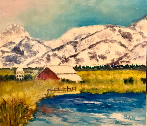 Beautiful Bozeman Montana