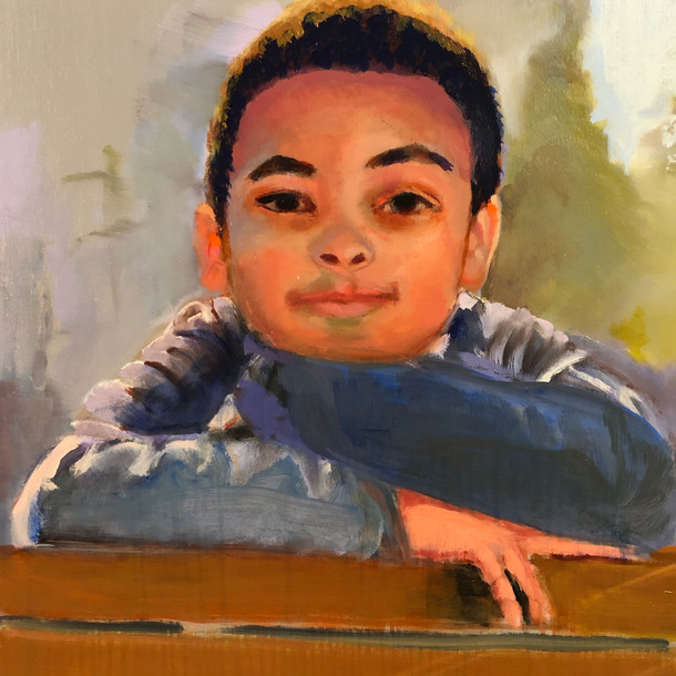 Custom Portraits in Oil