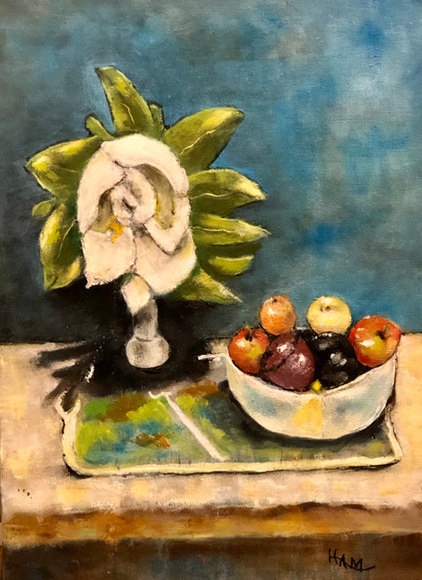 Untitled - Fruit & Flower
