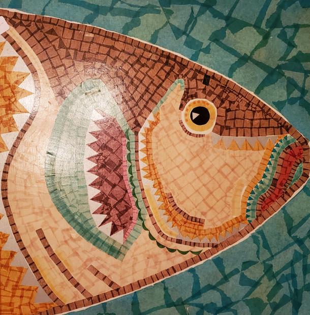 Turquiose Fish