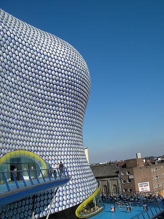 Birmingham Selfridges building
