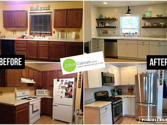 Kitchen Remodel - Compact Punch!