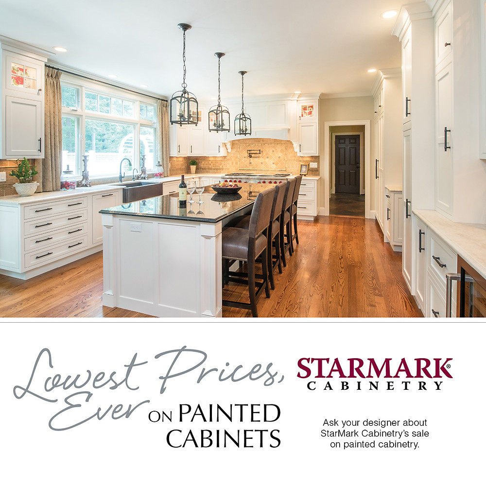Lowest Prices Ever on Painted Cabinets