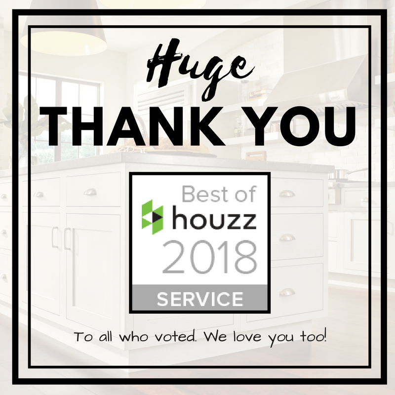 Best of Houzz Service Aweard 2018