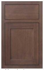 Flush Framed Inset Cabinet