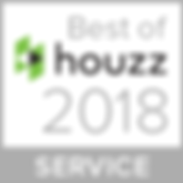 Click Cabints wins Best of Houzz 2018 Sevice Award