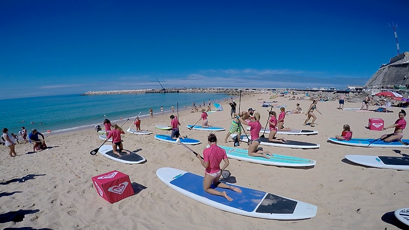 Harbour Experience, ERICEIRA SUP