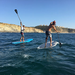 ERICEIRA SUP, Stand Up Paddle na Ericeira