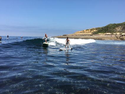 ERICEIRA SUP, Stand Up Paddle na Ericeira