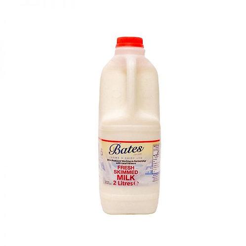 Skimmed milk - 2 litre