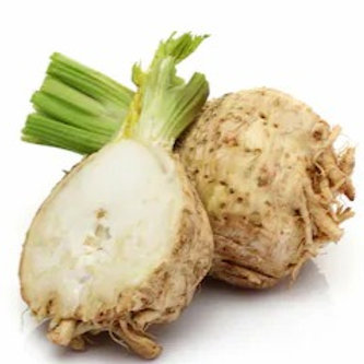 Celeriac - large head