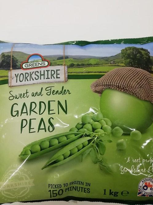 Garden Peas (Frozen) - 1kg
