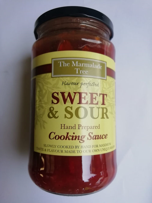 Sweet & sour - The Marmalade Tree - 470g