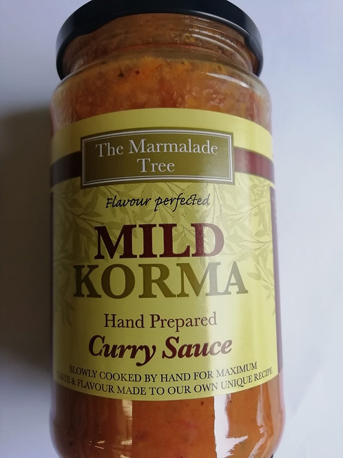 Mild korma - The Marmalade Tree - 470g