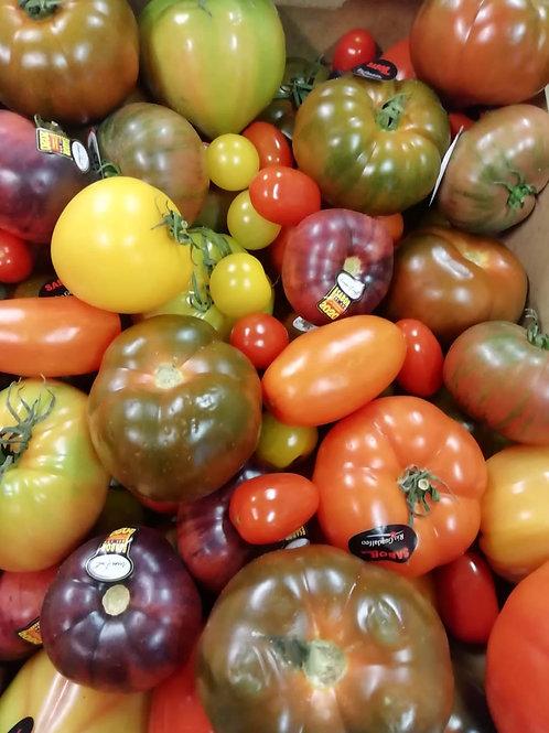 Tomatoes - Heritage 500g