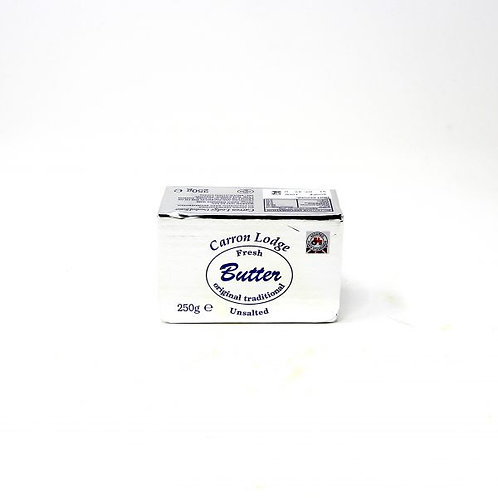 Carron lodge unsalted butter - 250g