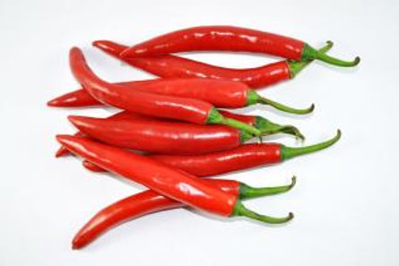 Chillies - Thai red & green pack