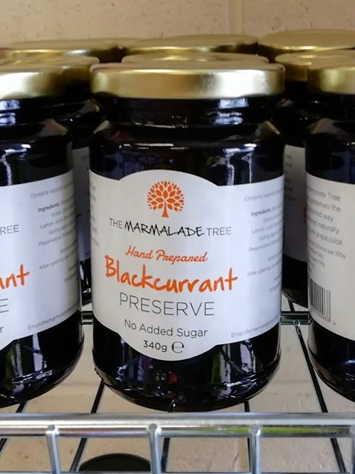 Blackcurrant Jam - The Marmalade Tree - 340g