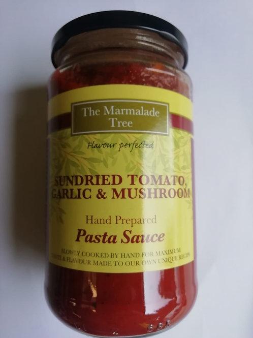 Sundried tomato, garlic & mushroom - The Marmalade Tree - 470g