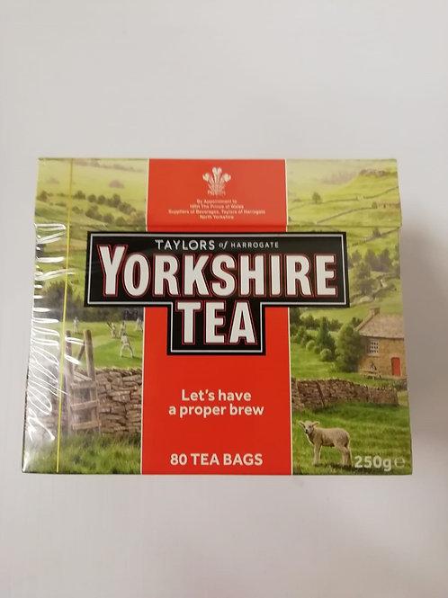 Yorkshire tea - 80 bags