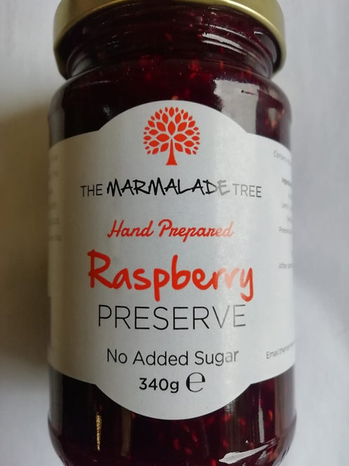 Raspberry Jam - The Marmalade Tree - 340g