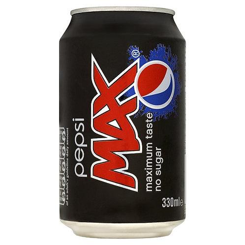 Pepsi max - 24 pack
