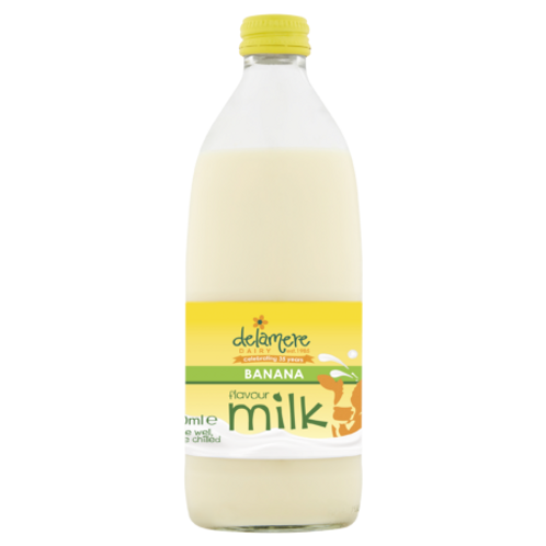 Banana flavoured milk - 500ml