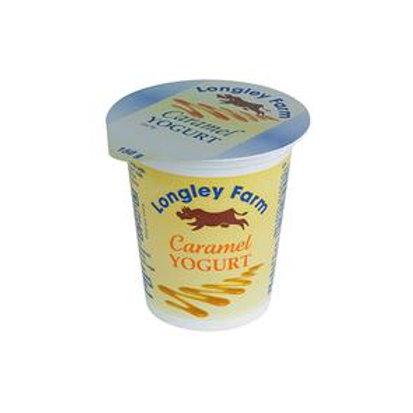 Longley Farm Caramel yogurt - 150g