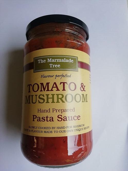 Tomato & mushroom - The Marmalade Tree - 470g