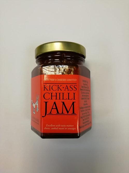 Chilli Jam - Kick-Ass 115g