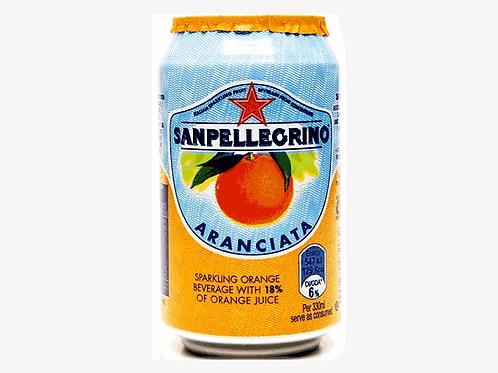 Sanpellegrino aranciata - 6 pack