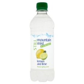 Lemon & Lime still water - 12 x 500ml