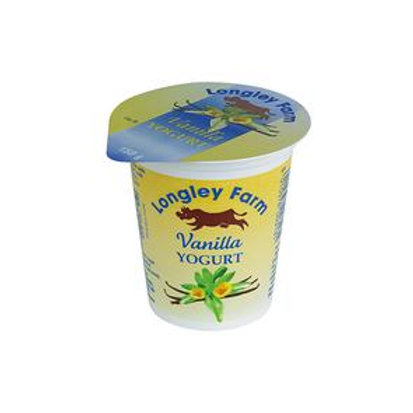 Longley Farm Vanilla yogurt - 150g