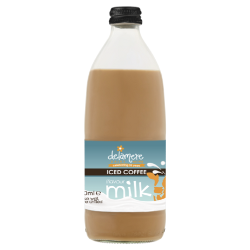 Iced coffee flavoured milk - 500ml