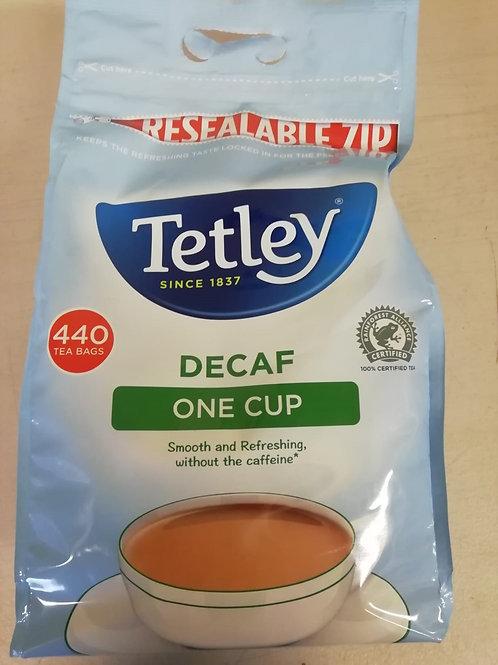Tetley decaf - 440 bags