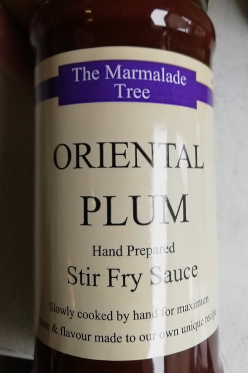 Oriental plum sauce - The Marmalade Tree - 280g